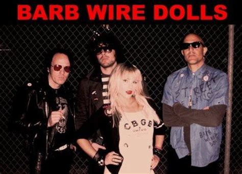 barb wire band the barb wire dolls