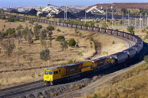 Rakitan Mining 1 By Xtreme System aurizon reopens central queensland coal rail systems