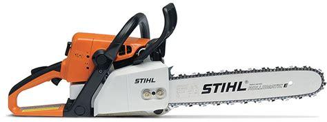 Gergaji Mesin Chainsaw harga jual stihl ms 250 mesin gergaji kayu chainsaw 18 inch 45 cm