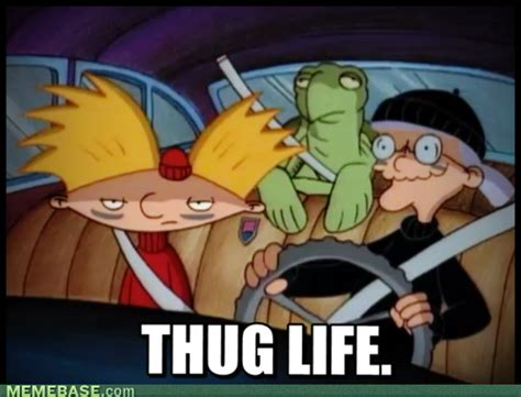 Hey Arnold Meme - this was probably my favorite episode of hey