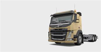 Volvo Trucks Volvo Fm The Multi Purpose Specialist Volvo Trucks