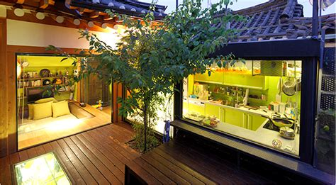 Home Design Korean Style by In Seoul A Traditional House Adopts Modern Style The