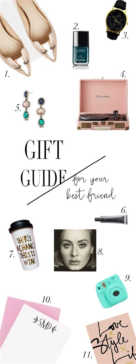 10 Fab Gifts For Your Bff by Week Of Gift Guides Your Fabulous And Chic Bff Shannon