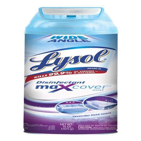 lysol max cover disinfectant mist garden  rain  oz walmartcom