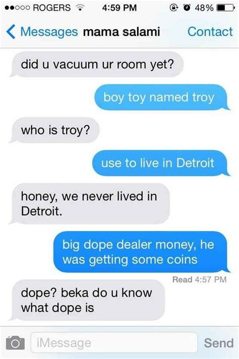 best part of waking up anarbor lyrics what happens if you text your mom using only the lyrics to