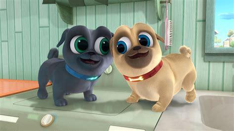 puppy pals dvd puppy pals going on a mission dvd reviews popzara press