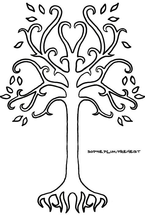 quot proper quot white tree of gondor tolkienfans
