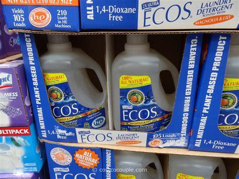 laundry costco ecos ultra liquid laundry detergent