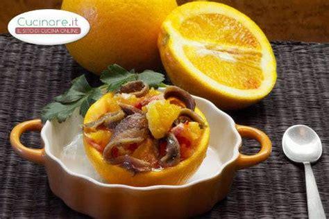 Cucinare Alici - arance con alici cucinare it