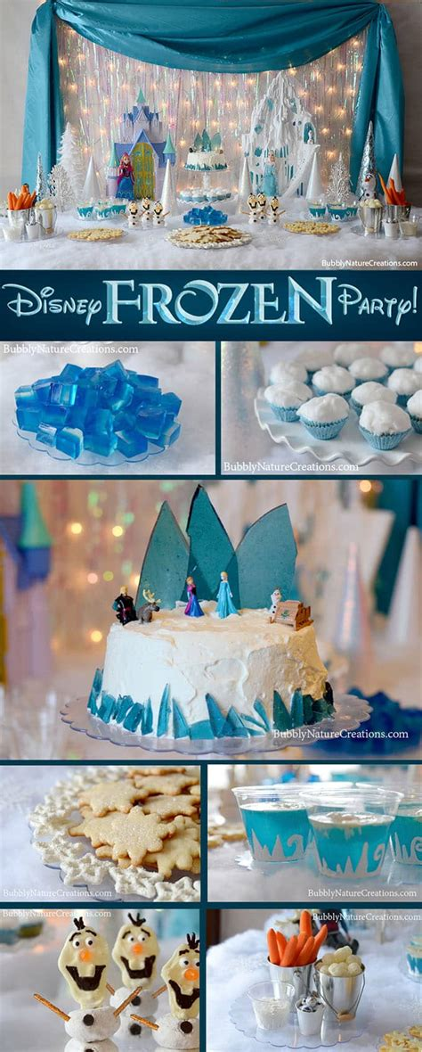 frozen birthday theme decorations disney frozen ideas