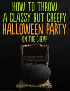 How To Decorate For Halloween Cheap 24 Beautiful And Stylish Ways To Decorate For Halloween