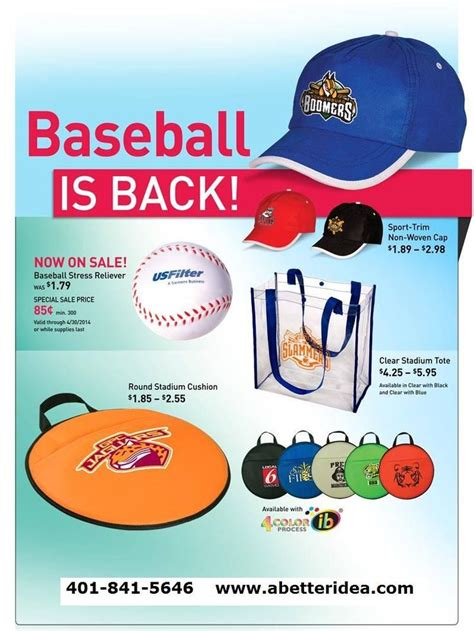 Baseball Themed Giveaways - 17 best images about sports athletics promotional items on pinterest cotton