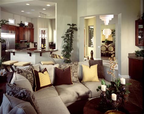 Living Rooms With Sectional Sofas 27 Living Room Sectionals