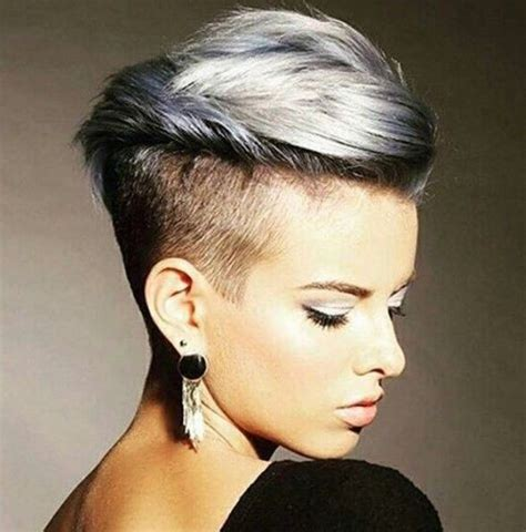 pixie cut big ears 133 best images about women s pompadours on pinterest