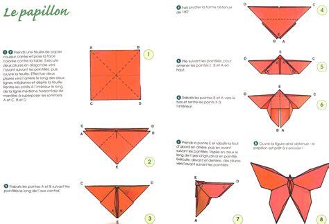 Le Origami - diy boucle d oreille papillon origami pour fabriquer un