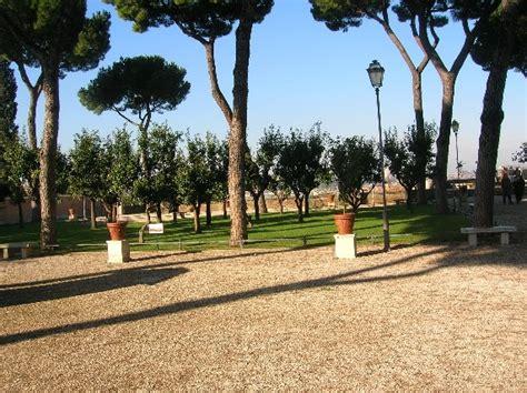 giardino degli aranci aventino archidiap 187 parco savello all aventino