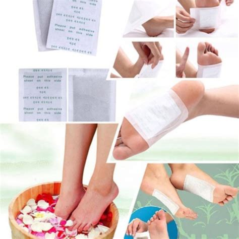 Sole Pads Detox Reviews by 2 10 20pcs Detox Foot Pad Patch Detoxify Toxins