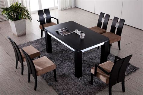 Modern Dining Table Designs Wooden Simple Wooden Dining Table Designs Decobizz
