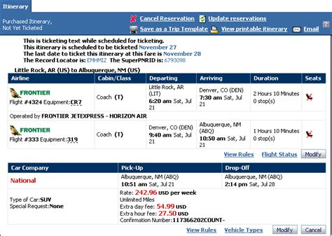airline itinerary template pin flight itinerary template excel image search results