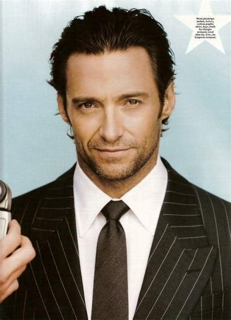 Hugh Jackman Hairstyle by Hugh Jackman Hairstyles Cool S Hair