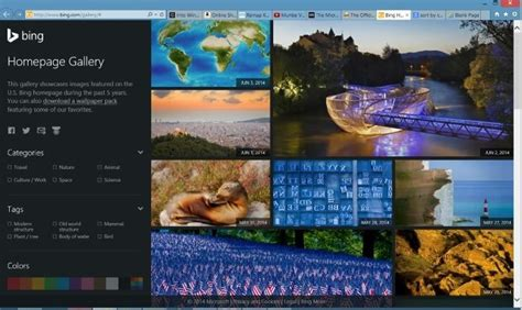 image gallery website homepage download high resolution bing homepage pictures from