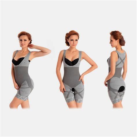 Bamboo Slimming Bodysuit s bamboo charcoal slimming bodysuit tanga