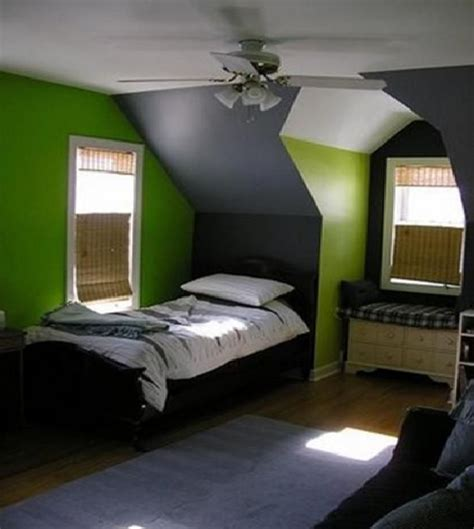 Green And Grey Bedroom | pinterest discover and save creative ideas