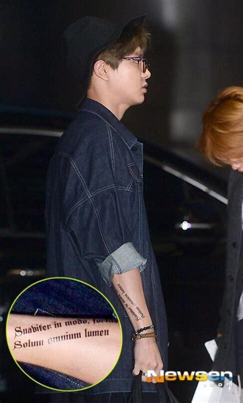 hyuna hand tattoo kpop idols with tattoos k pop amino