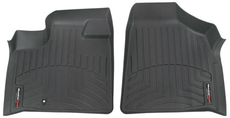 weathertech floor mats for dodge grand caravan 2010 wt441411
