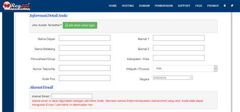 membuat invoice sendiri cara membuat website sendiri idreg