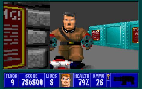 old dos games full version wolfenstein 3d vg247