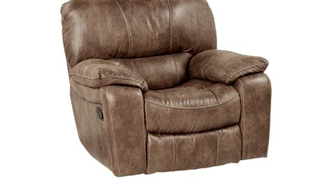 cindy crawford home alpen ridge reclining sofa 549 99 alpen ridge tan glider recliner reclining
