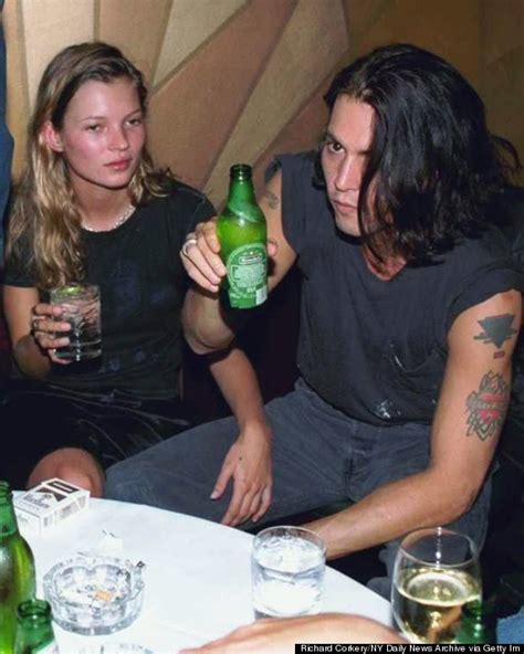 Hair Style Kit Cyty by Kate Moss And Johnny Depp Were Quite Possibly The Most