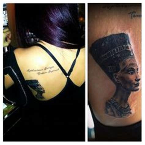 tattoo that represents queen nefertiti tattoo color my tattoo pinterest instagram