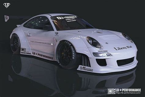 porsche gt3 widebody liberty walk porsche 911 997 widebody kit claudio