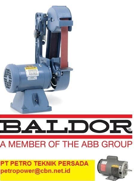 Mesin Las Sander jual baldor belt sanders alat alat mesin pt petro heavy equipment harga murah jakarta oleh pt