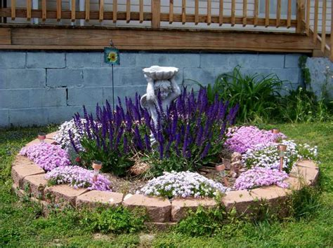 Lavender Flower Bed Design Pictures Landscaping Lavender Garden Ideas