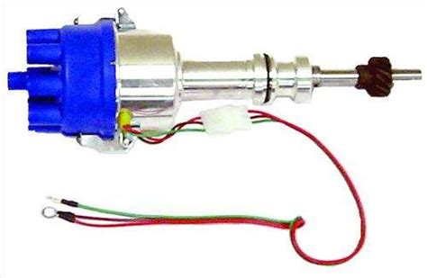 boat parts headquarters breakerless electronic distributor