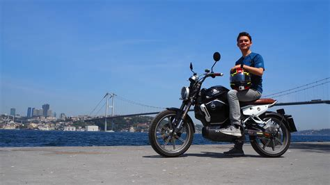 super soco tc elektrikli motosiklet incelemesi videolu