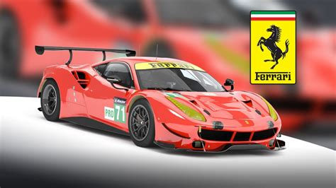 ferrari 488 modified ferrari 488 gt3 iracing com iracing com motorsport