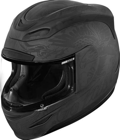 icon airmada chin curtain 260 00 icon airmada scrawl full face helmet 1048937