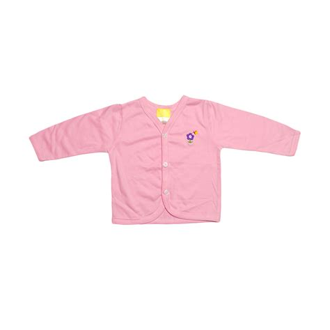 Baju Bayi Tangan Panjang Bhn Tebal jual eyka basic tangan panjang mc baju anak harga kualitas terjamin blibli