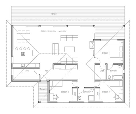 new home floor plans for 2013 small house plan in modern architecture house plan