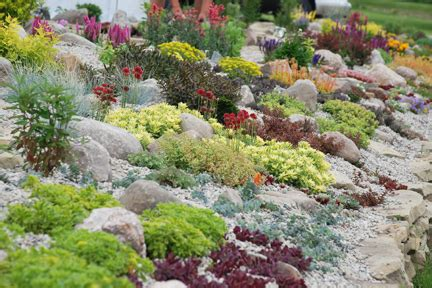 tips for creating a successful rock garden country landscape supply