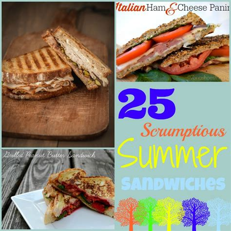 Summer Of Sandwiches Mini Its It by 25 Scrumptious Summer Sandwiches