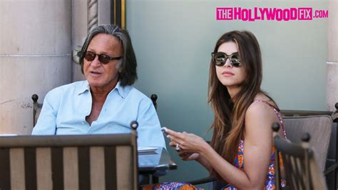 Mohammed And Sheva | mohamed hadid shiva safai have lunch w 1934 morgan