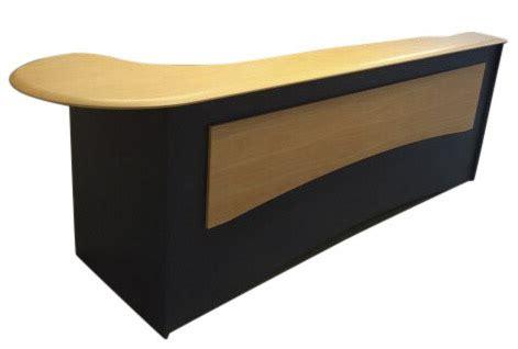 Mason 2400 Left Reception Desk Nz Reception Desks Nz