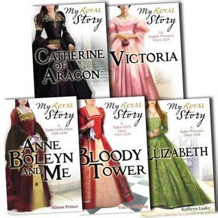 my edition books my royal story collection 5 books set catherine of aragon