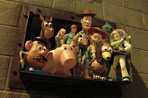 three story ew toy story 3 the toys of summer pixar talk