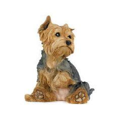 yorkie figurines 1000 images about yorkie statues on terrier statue and yorkie